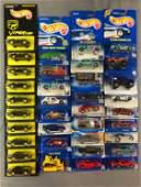 Group of 36 Hot Wheels Vehicles in Original Packaging