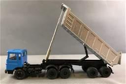 Conrad MAN Die Cast Dump Truck In Original Packaging