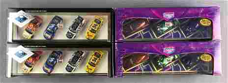 Group of 4 Hot Wheels Collector Sets In Original