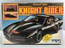 Vintage Knight Rider Model Car Kit sealed in Original