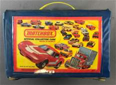 Matchbox Official Collector Case with 30 Die-Cast