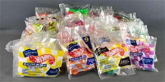 Group of McDonalds Toy Premiums in Original Packaging