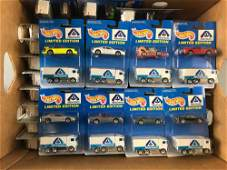 Group of 44 Hot Wheels Albertsons Limited Edition