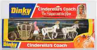 Dinky Toys Cinderella's Coach Die-Cast Vehicle in