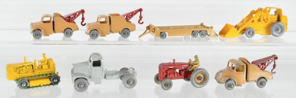 Group of 8 Matchbox Die-Cast Vehicles