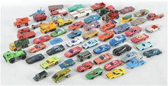 Large Group of DieCast Vehicles