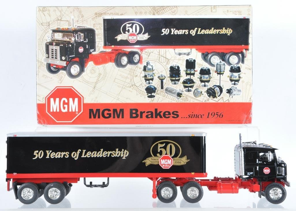 First Gear MGM Brakes 50th Anniversary Die-Cast Tractor