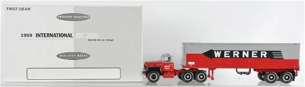 First Gear 1959 International RF200 DieCast Tractor