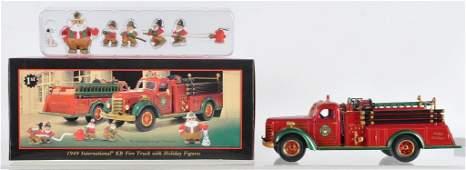 First Gear Holiday Edition 1949 International KB