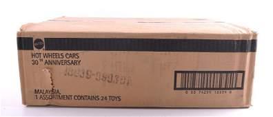 Sealed Shipping Box of Mattel Hot Wheels 30th