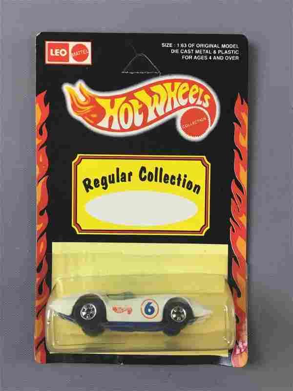 Leo Mattel Hot Wheels Second Wind Die-Cast Vehicle In