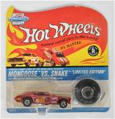 Hot Wheels Vintage Collection Mongoose vs Snake