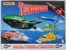 Matchbox Thunderbirds Die-Cast Vehicle Gift Set