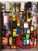 Group of 70 diecast vehicles