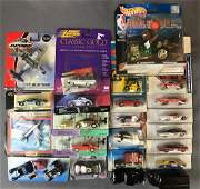 Group of 24 diecast vehicles