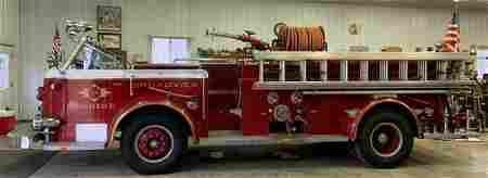 1952 American LaFrance Foamite Engine/Pumper Broadview