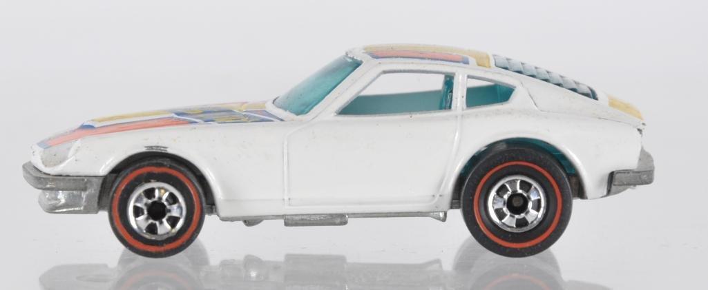 Ultra Rare 1976 Hot Wheels Redlines Z Whiz Die-Cast Car