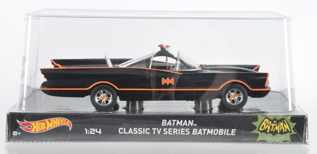 Hot Wheels Classic TV Series 1966 Batman Batmobile in