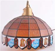 Vintage Heilemans Old Style Light Up Advertising