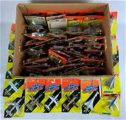 Approximately 75+ matchbox sky busters diecast planes
