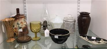 Group of 10 antiques and collectibles