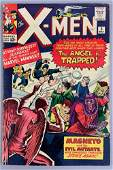 Marvel Comics XMen No 5 Comic Book