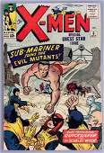 Marvel Comics XMen No 6 Comic Book