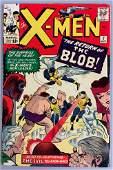 Marvel Comics XMen No 7 Comic Book