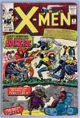 Marvel Comics XMen No 9 Comic Book