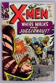 Marvel Comics XMen No 13 Comic Book