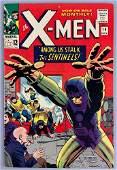 Marvel Comics XMen No 14 Comic Book