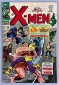 Marvel Comics XMen No 38 Comic Book