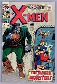 Marvel Comics XMen No 40 Comic Book