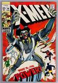 Marvel Comics XMen No 56 Comic Book