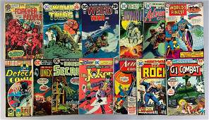 Group of 13 DC Comics Comic Books
