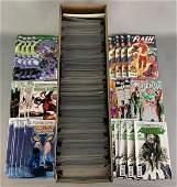 Long Box of Approximately 500 Plus DC Comic Books