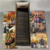 Long Box of Approximately 500 Plus Comic Books