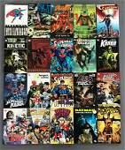 Group of 20 DC Trade Comics