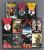 Group 11 Hardcover DC Trade Comics