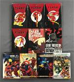 Group of 10 Hardcover DC Trade Comics