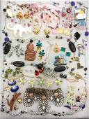 Vintage Kitty Costume Jewelry Collection + More