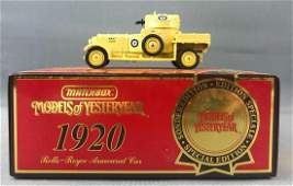 Matchbox Models of Yesteryear Special Edition No. Y-38