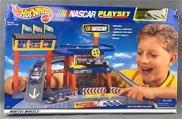Hot Wheels NASCAR Playset in Original Packaging