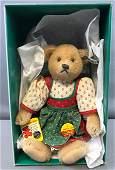 Limited Edition Helga 1985 Steiff Bear in Original Box