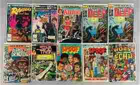 Group of 11 Marvel Comics Comic Books