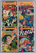 Group of 4 DC Comics Dollar Comic Books