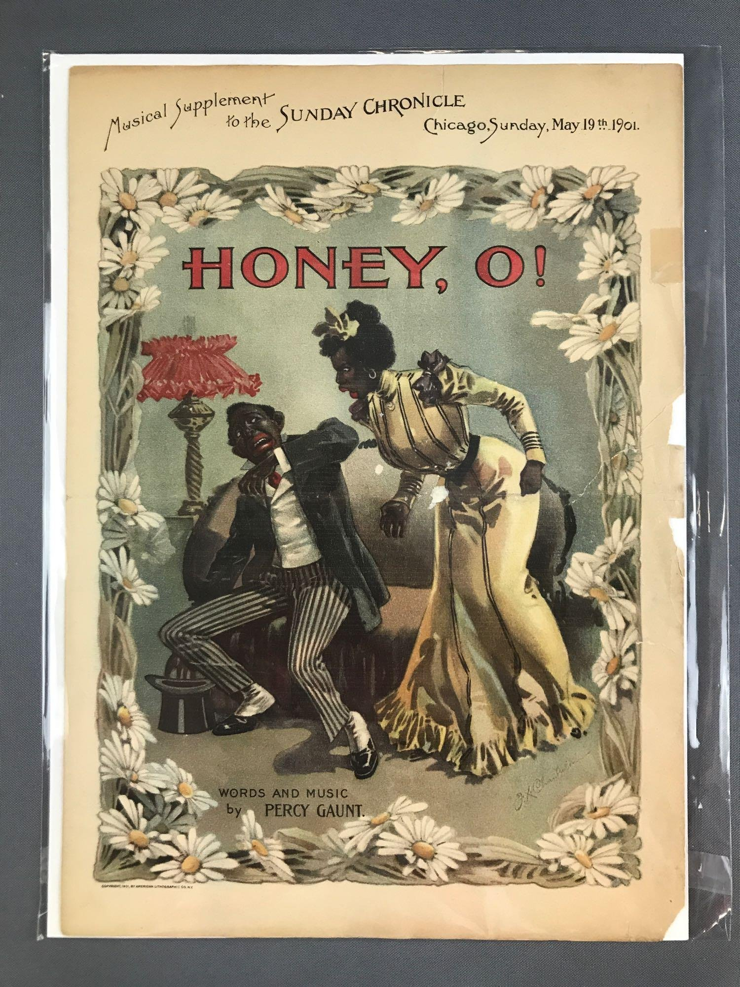 Group of 20+ pieces Black Americana Sheet music