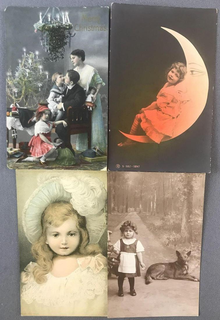 Postcards-Children