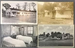 Postcards-Motels