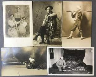 Postcards-Firearms